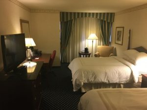 Marriott Jackson room