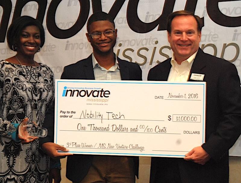 New Venture Challenge Winner