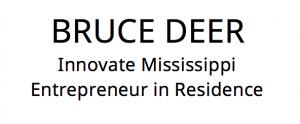 Bruce Deer - Innovate Mississippi - COTI