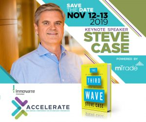 Steve Case - Conference on Technology Innovation - Innovate Mississippi