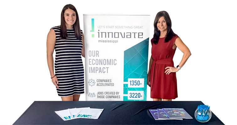 Innovate Booth - Innovation Alley