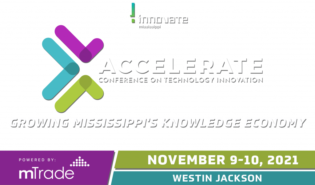 Accelerate 2021 - Innovate Mississippi
